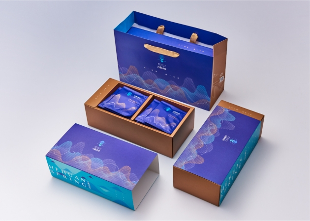 <p>珍露禮盒 - 茶包禮盒</p>HEHUAN SPRING - Tea Bag Gift Box 4